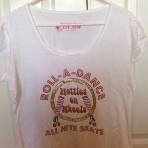 Victoria's Secret new t- shirt sparkling XL